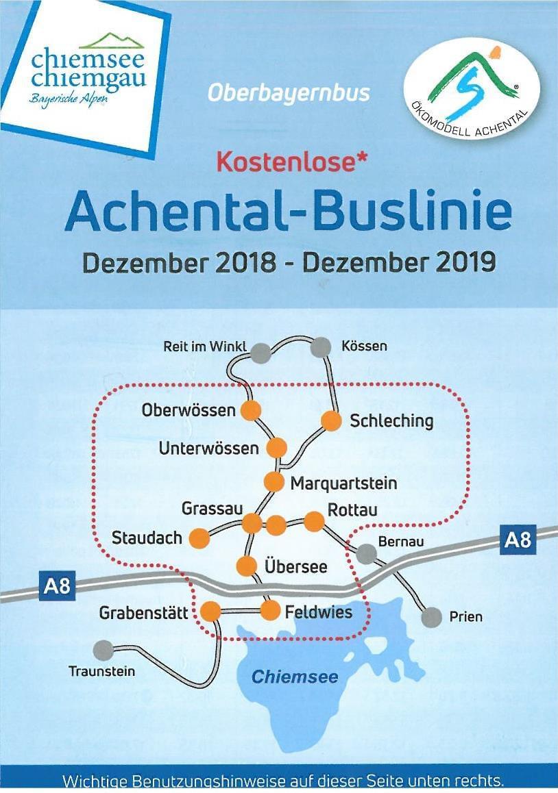 Chiemsee Karte Pdf.Mobilität Nahverkehr Im Achental Chiemsee Chiemgau